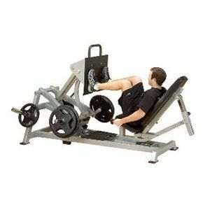 Body-Solid Leverage Horizontal Leg Press